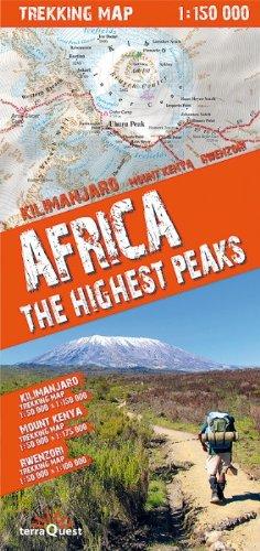 africa-s-highest-peaks-trekking-map-kilimanjaro-mt-kenya-rwenzori-laminated-gps-compatible