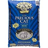 Precious Cat Ultra Premium Clumping Cat Litter, 80 Lb Jumbo Size by Precious Cat
