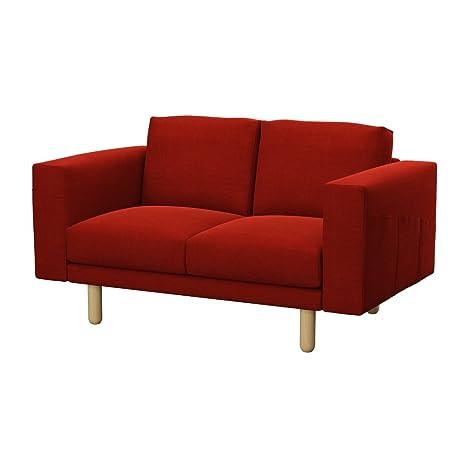 Soferia - IKEA NORSBORG Funda para sofá de 2 plazas ...