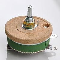 Electronics-Salon 1 Ohm 50W 50 Watts High Power Wirewound Potentiometer, Rheostat, Variable Resistor.