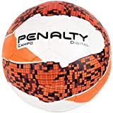 Bola Futebol de Campo Penalty Digital Com Costura