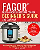 Fagor Multi-Cooker Pressure Cooker Beginner's Guide And Cookbook: Mastering The Fagor Pressure Cooker That Will Change  The Way You Cook! (English Edition)