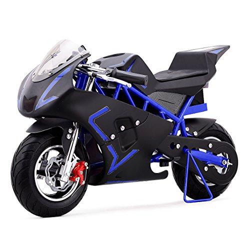 XtremepowerUS Electric Power Mini Pocket e-Bike Motorcycle 3