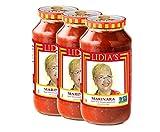 Lidia's Pasta Sauce, Marinara, 3-Pack, (3) - 25oz Jars