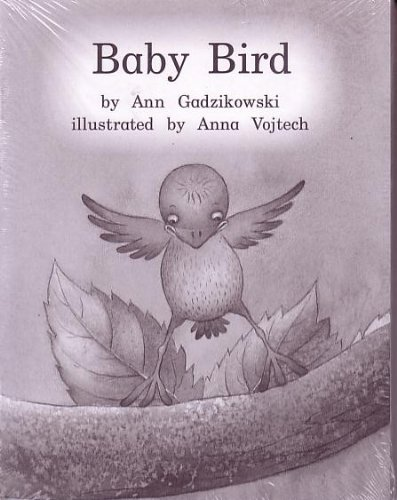 Baby Birds; Leveled Literacy Intervention My Take-Home 6 Pak Books, same title (Book 75 Level G, Fiction) Green System,Grade 1