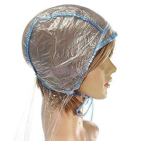 Steellwingsf Mode professionnel Coloration de cheveux Dye Cap Bonnet à Mèches Cheveux pour femme de salon de coiffure outils