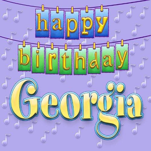 Happy Birthday Georgia By Ingrid DuMosch On Amazon Music