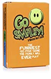 Go Smiley: Go Fish w/ Funny Faces! Kid Card Game for the Family. Adults & Teens Will Join in on the Party, Playing With The Toddlers. Classic Toddler Games with a Twist. Cards Set for Preschool Kids.