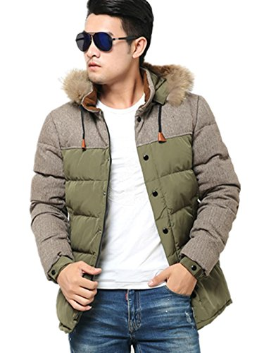 Packable m Packable Puffer chaqueta Puffer varonil XXqrf
