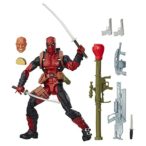 marvel action figures 6 inch - 2