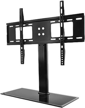 Soporte de sobremesa para televisor DE 37 a 55 Pulgadas, VESA Máximo DE 40 cm x 40 cm, para Pantalla LCD Plasma LED TV: Amazon.es: Electrónica
