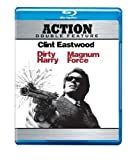 Dirty Harry/Magnum Force (Double Feature) [Blu-ray] by Warner Home Video by Various