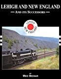 img - for Lehigh and New England Railroad and Successors in Color by Mike Bednar (2013-11-09) book / textbook / text book