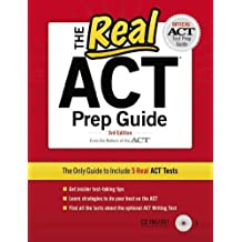 [ [ [ The Real ACT Prep Guide[ THE REAL ACT PREP GUIDE ] By Act, Inc ( Author )Sep-06-2011 Paperback