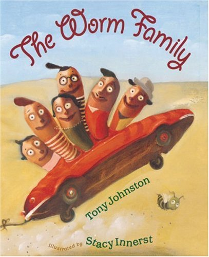 Family Ribbon - The Worm Family (Bccb Blue Ribbon Picture Book Awards (Awards))