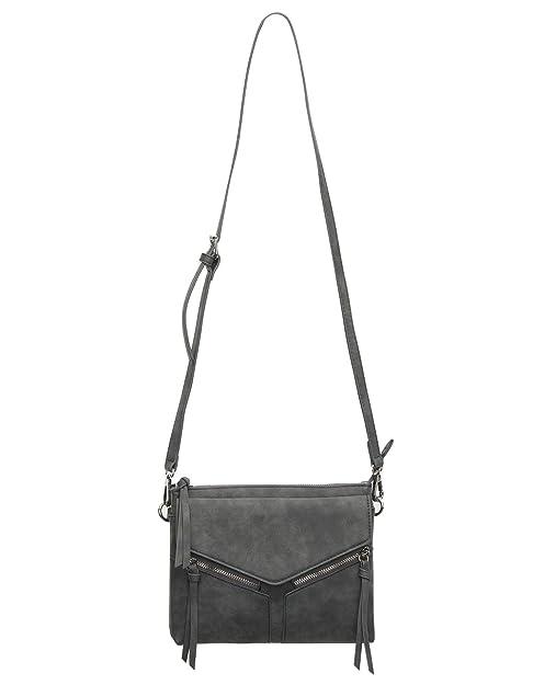 01554e20dd97 VIOLET RAY Leanna Crossbody Bag
