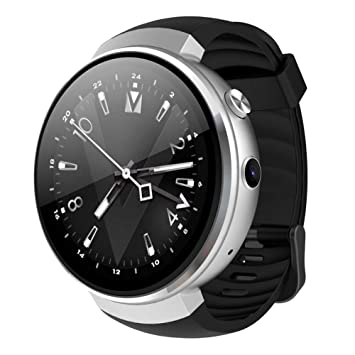 KLAYL Reloj Inteligente 4G Bluetooth SmartWatch Phone Z28 ...