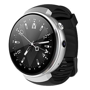 KLAYL Reloj Inteligente 4G Bluetooth SmartWatch Z28 para ...