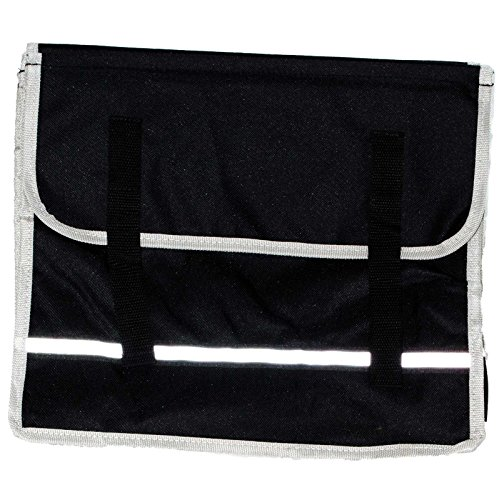 SIDCO ® Fahrradtasche Gepäckträger Satteltasche Doppeltasche Tasche Fahrrad