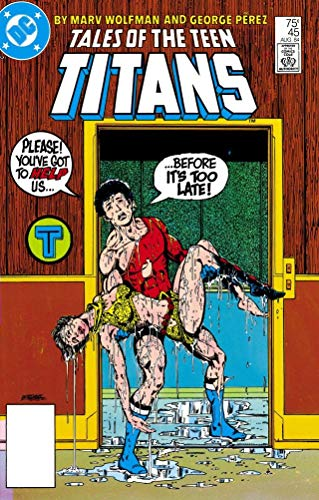 Tales of the Teen Titans (1984-1988) #45 (New Teen Titans (1980-1988)) (Tales The Titans Of Teen)