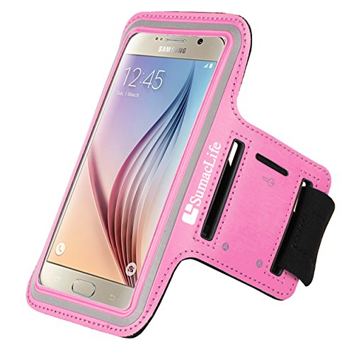 Premium Neoprene Running Armband Samsung