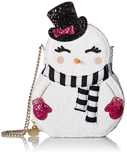 White Betsey Snowgal Johnson Betsey Johnson x8UwpYn