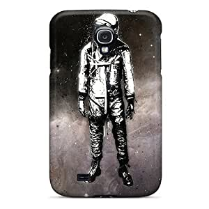 Faddish Phone Space Man Cases For Galaxy S4 / Perfect Cases Covers