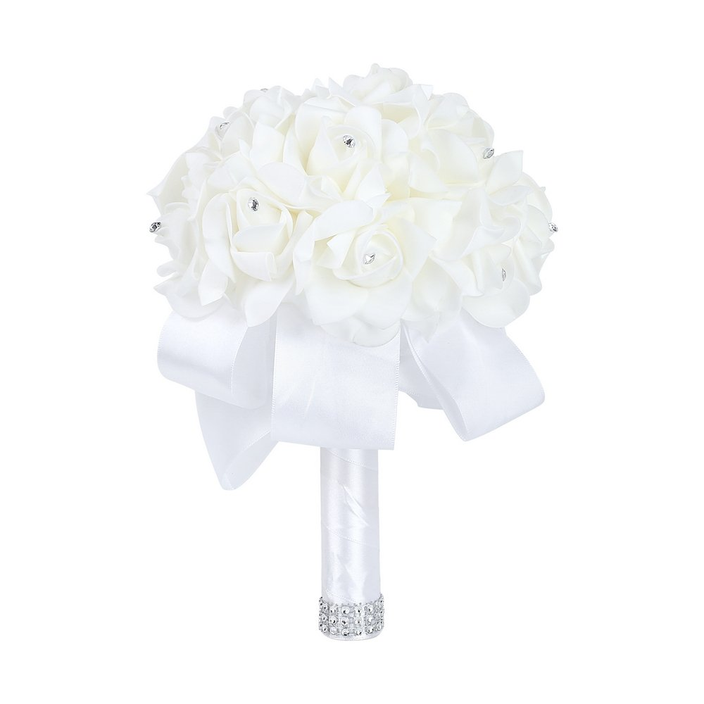 Best Bride Bouquets For Wedding Amazon