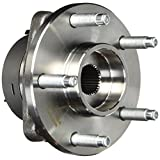 WJB WA513206 - Front Wheel Hub Bearing Assembly - Cross Reference: Timken HA590086 / Moog 513206 / SKF BR930433