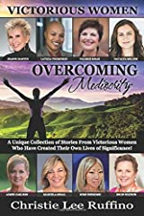 Overcoming Mediocrity - Victorious Women Paperback