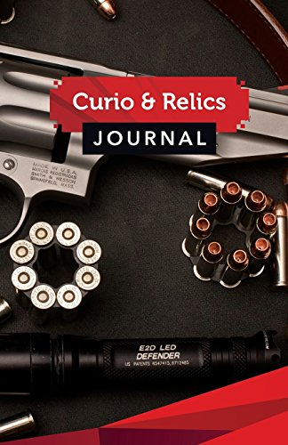 Curio & Relics Journal: 50 Pages, 5.5