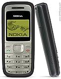 Nokia 1200 Grey and Black