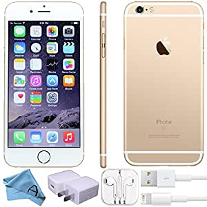 Apple iPhone 6S Plus 6S+ Factory Unlocked GSM 4G LTE Smartphone (Certified Refurbished) (Gold, 64GB)