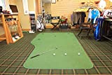 Big Moss Golf THE COUNTRY CLUB 6' X 10' Practice Putting Chipping Green