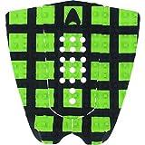 Astrodeck 403 Crossroads Black/Green Surfboard Traction Pad
