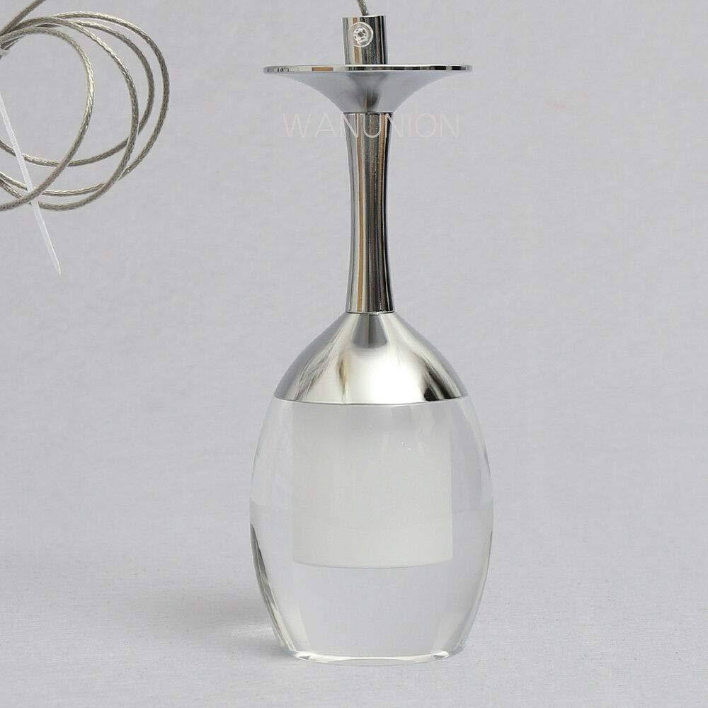 FidgetGear Modern LED Wine Glass Bar Ceiling Light Pendant Lamp Fixture Lighting Chandelier by FidgetGear (Image #5)