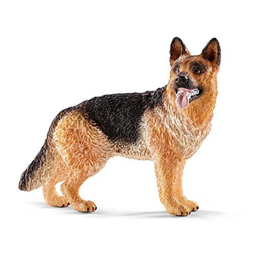 Schleich German Shepherd Toy Figure - German Toy
