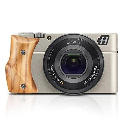 Amazon com : Hasselblad Stellar Camera - Silver/Olive Wood : Camera
