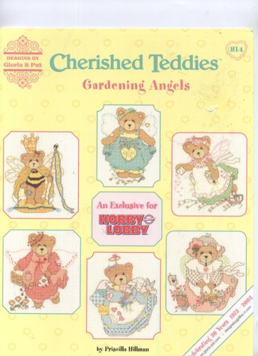 Cherished Teddies Gardening Angels Cross Stitch