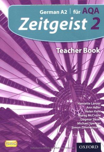 Read Online Zeitgeist: 2: Fur Aqa Teacher Book pdf epub