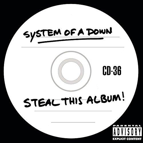 Down Cd Album - Steal This Album!