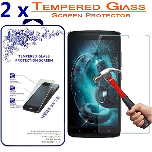 Tempered Glass For Lenovo K4 Note (Clear) - 1
