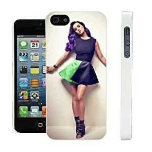 COVER FOR APPLE IPHONE 5 KATY PERRY COOL HOT PHONE CASE by ruishername