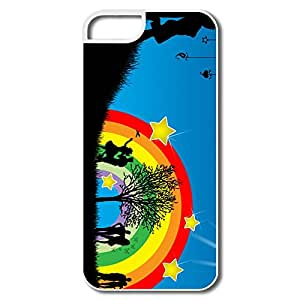 Funny Customize Hard Cover Nice IPhone 5 5s Cases - Waiting 4 U