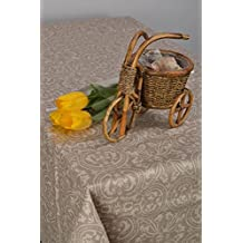Cotton Tablecloth For Rectangular Table