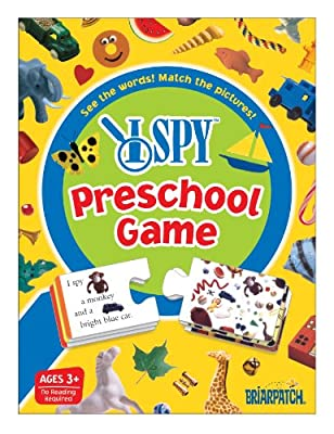 I Spy Preschool Game from Briar Patch