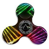 Pink Floyd Fidget Spinner Decompression Triangle Tri-Spinner Finger Gyro