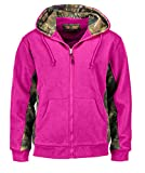 Search : Trail Crest Women's Cambrillo Full Zip Up Hooded Sweatshirt Jacket