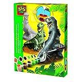 SES Casting and Painting T-Rex-Moulage En Pltre T-Rex