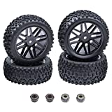 Best Wheels For HPIs - HobbyPark Front & Rear Wheels and Tires 12mm Review